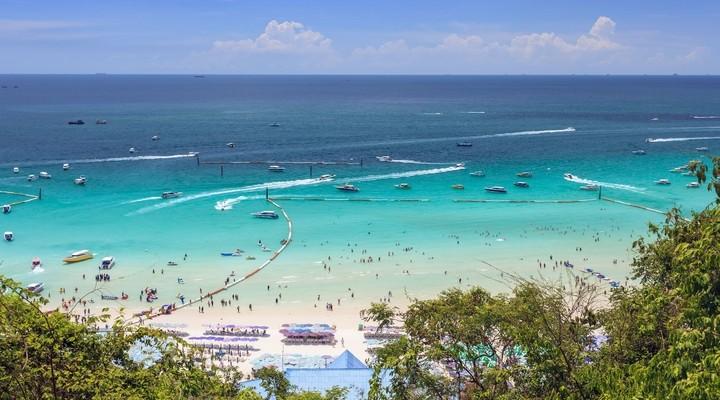 Strand Pattaya, Thailand