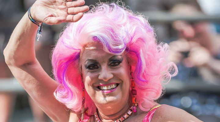 Babsan, bekende drag queen