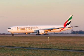 Emirates heeft beste inflight entertainment