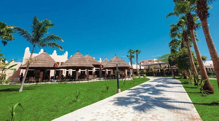 De prachtige tuin van Cabo Verde