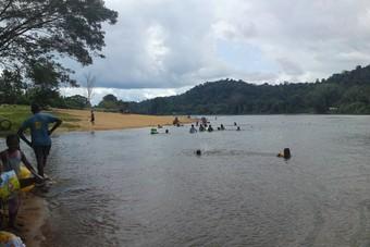 Het binnenland van Suriname