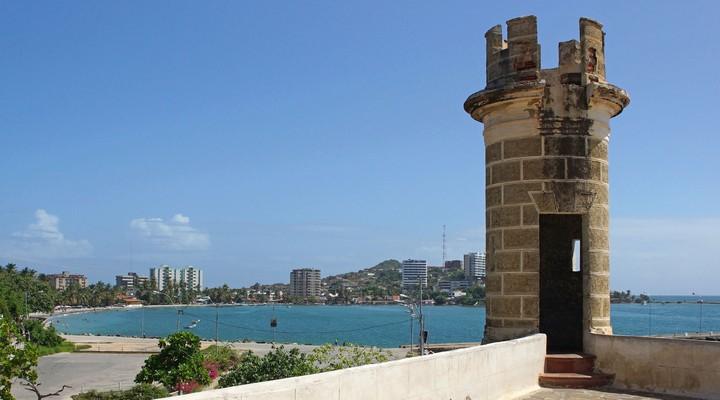 Fort Isla Margarita, Venezuela
