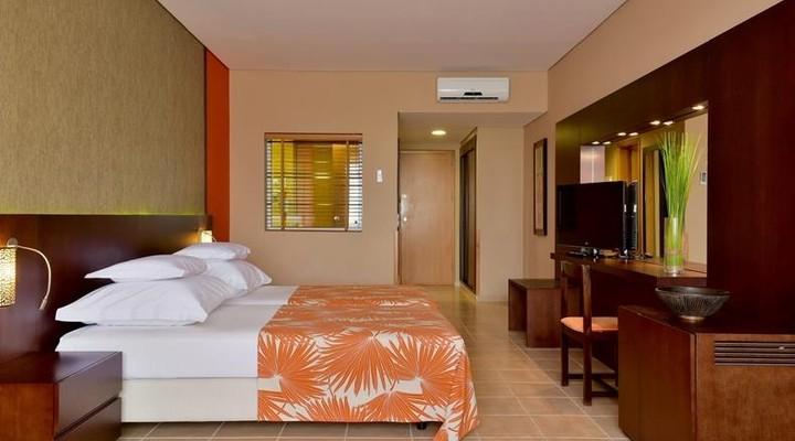 Slaapkamer van Executive Sea View