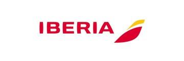 Logo van Iberia