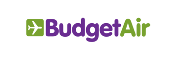 Logo van BudgetAir