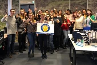 De Jong Intra wint Reisgraag Award 2019