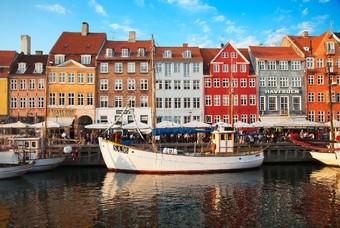 Hoofdstad Kopenhagen