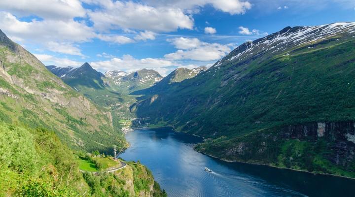 Het Geirangerfjord