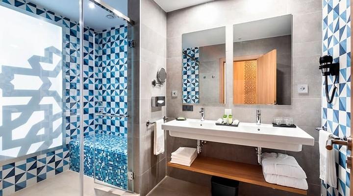 Badkamer van Standaard tweepersoonskamer