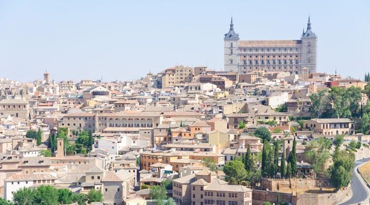Historische stad Toledo in Spanje
