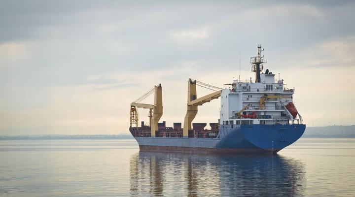 Op de Rode Zee is piraterij
