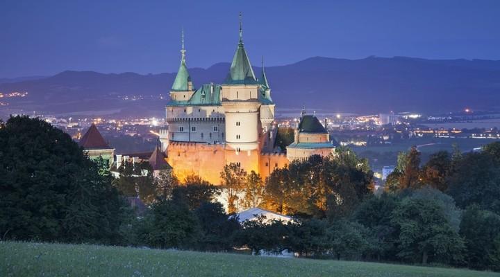 Middeleeuws kasteel Bojnice