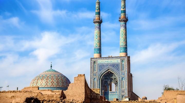 Jame Moskee, Yazd
