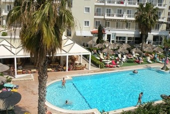 Appartementen Seaside, Kos