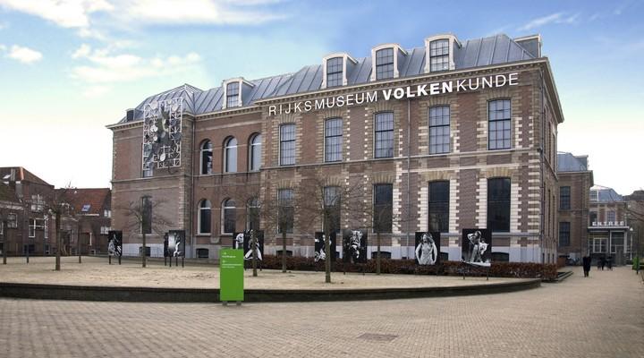 Djoser's infodagen in Rijksmuseum Volkenkunde