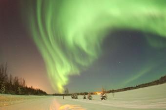 Buro Scanbrit: Vanaf Brussel naar dé noorderlichtregio van Noorwegen