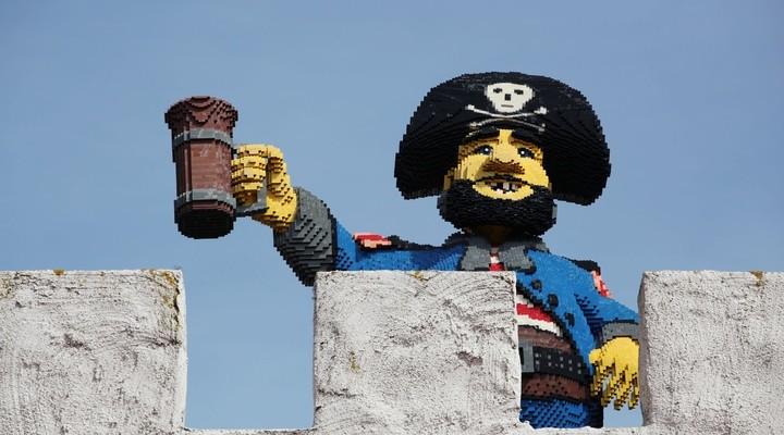 Legoland Billund, Denemarken