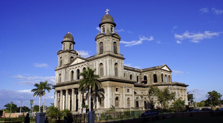 Kathedraal Managua