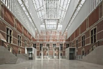 Atrium Rijksmuseum Amsterdam