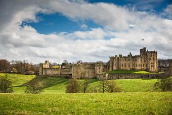 Alnwick Castle Harry Potter kasteel