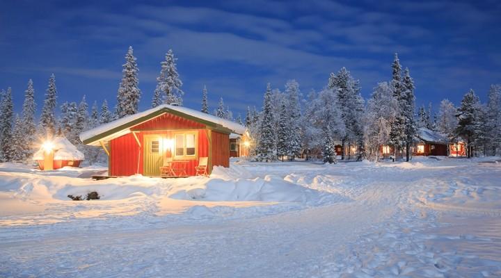 Stuga in Zweden