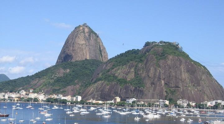 Suikerbroodberg, Rio de Janeiro