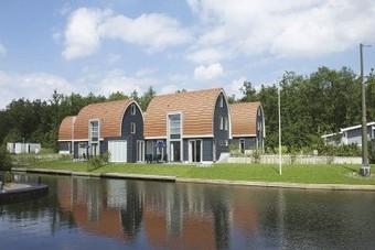 Nieuwe luxe bungalows bij Landal GreenParks