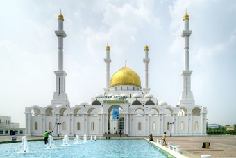 Nur-Astana Moskee, Astana, Kazachstan