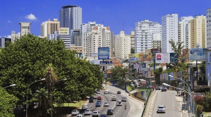 Sao Paulo Brazilie