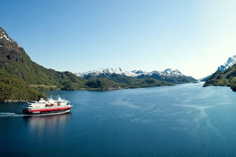 Nieuw bij Bolderman: winterreis met trein en Hurtigruten