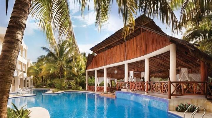 Zwembad SENSIMAR Seaside Suites & Spa, Mexico