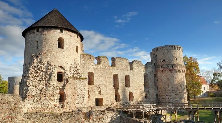 het kasteel van Cecis