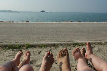 Met kleine kinderen naar Gardameer