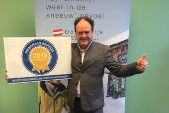Oostenrijk wint de Reisgraag Award