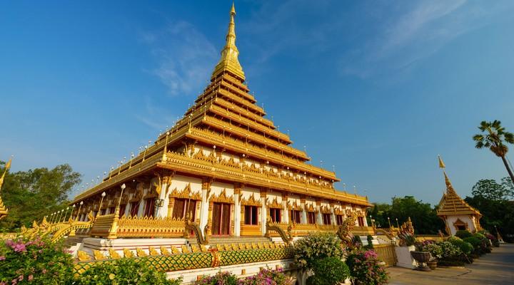 Tempel Khon Kaen