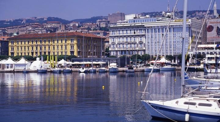 Haven Rijeka, Kroatie