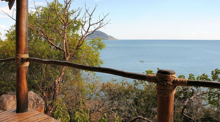 Lodge in Malawi
