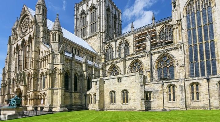 West Minster kathedraal, York