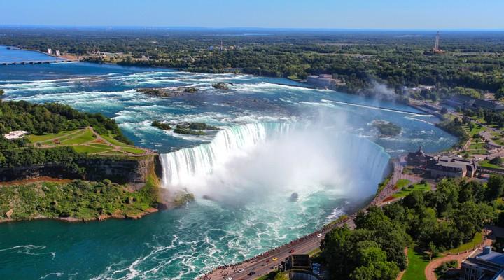Niagara watervallen, Canada