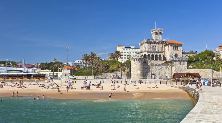 Strand van Estoril