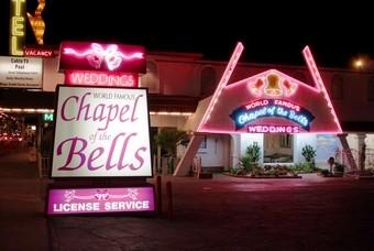 Trouwkapel in Las Vegas