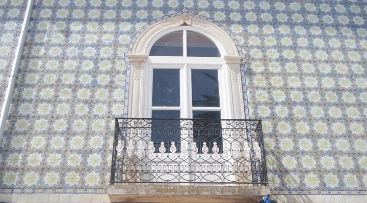 Portugese tegeltjes in Tavira