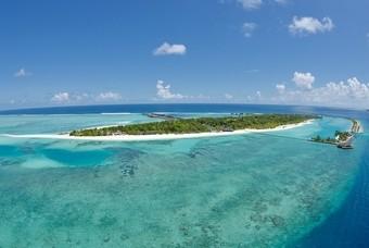 Paradise Hotel op het mooie Mauritius