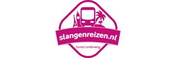 Logo van Slangen reizen