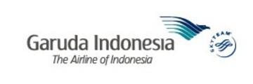 Logo van Garuda Indonesia