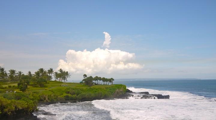 De Balinese kust