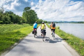 Cycletours weer op koers