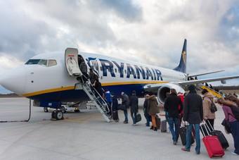 Ryanair vliegt 20 nieuwe routes vanuit Frankfurt