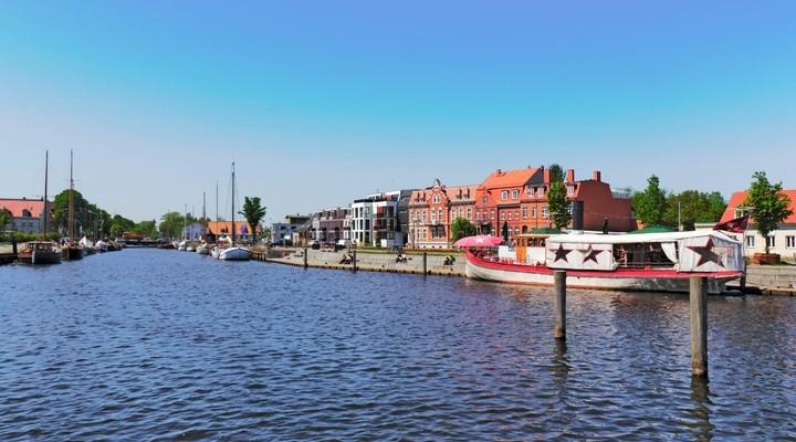 Haven Greifswald Mecklenburg-Voor-Pommeren