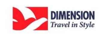 Logo van Dimension Travel in Style